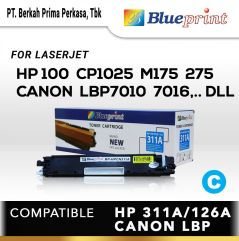 BLUEPRINT Toner Cartridge BPHPCN311A