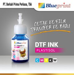 Tinta DTF  DTF Ink BLUEPRINT 100 ML Biru  C