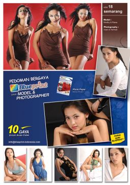 Foto Pedoman Bergaya Blueprint 18 pedoman gaya blueprint 18 photo paper